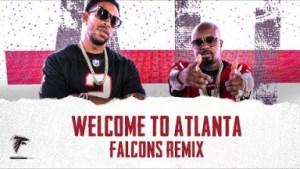 Video: Ludacris & Jermaine Dupri - Welcome To Atlanta (Falcons Remix)